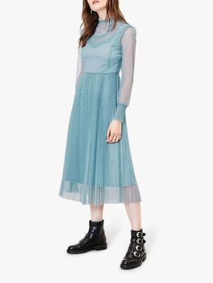 Oasis Mesh Tulle Dress