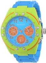 Rocawear Women's RL0129T1-991 Stylish Bracelet Enamel Bezel Watch
