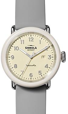 Shinola The Pine Knob Detrola Watch, 43mm