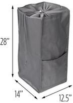 Honey-Can-Do Backpack Laundry Hamper, Grey