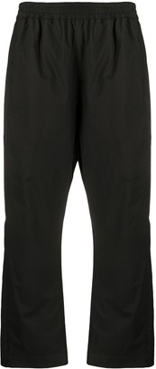 Alberto Biani High-Waisted Straight Leg Trousers
