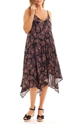 Everly Grey Birgit Maternity/Nursing Dress