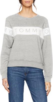 Tommy Jeans Women's Logo Crew Neck Sweatshirt