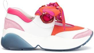 Emilio Pucci Capri Sky chunky sneakers