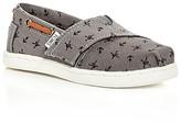Toms Boys' Bimini Slip-On Sneakers - Walker, Toddler