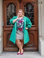 ELOQUII NOIR Amelie Dress