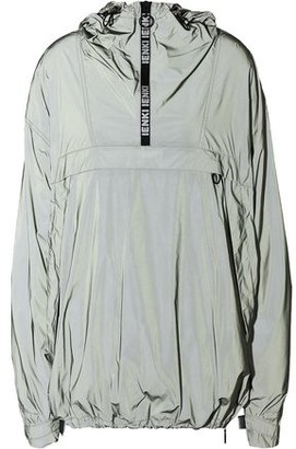 Ienki Ienki Iridescent Shell Hooded Jacket