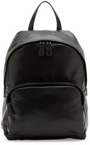 Prada Soft Leather Backpack, Black (Nero)