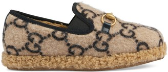 Gucci Children's horsebit loafer