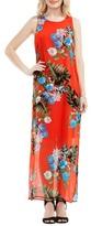 Vince Camuto Havana Tropical Maxi Dress (Regular & Petite)