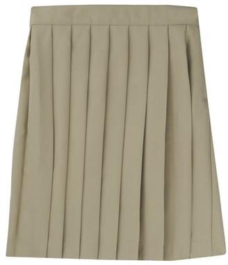 French Toast Girls 5-20.5 School Uniform Pleated Skirt