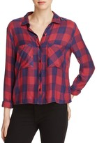 Rails Button-Down Plaid Shirt