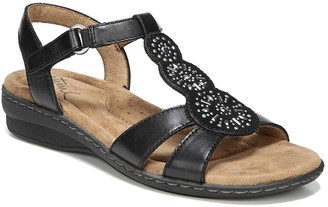 Soul Naturalizer Belle Leather Slingback Sandal - Wide Width Available