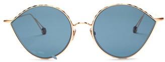 AHLEM Place Vauban 52MM Cat Eye Sunglasses