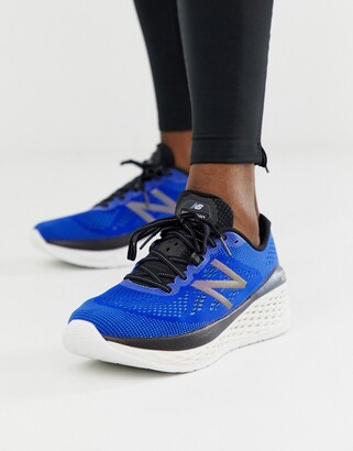 New Balance Running Mor chunky sneakers in blue