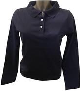 agnès b. Blue Cotton Top for Women