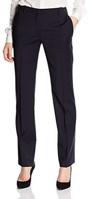 Cinque Women's CISENZA Slim Trousers, Blue (Marine 69), (Manufacturer Size: 38)
