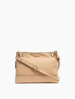 Calvin Klein Sonoma Grommet Crossbody Bag