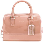 Furla structured handheld tote bag - women - Plastic - One Size