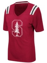 Thumbnail for your product : Colosseum Women's Stanford Cardinal Rock Paper Scissors T-Shirt