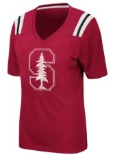 Colosseum Women's Stanford Cardinal Rock Paper Scissors T-Shirt