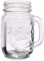 Bed Bath & Beyond Impressions Ice Cold Embossed Mason Jar Glasses (Set of 4)