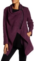 Luma Cowl Neck Coat