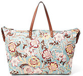 Lauren Ralph Lauren Bainbridge Collection Darlene Floral Duffel Bag