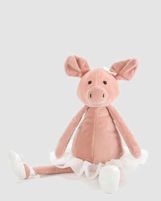 Jellycat Pink Animals Dancing Darcey Piglet - Size One Size at The Iconic