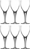 Michelangelo Set of 6 white wine glasses 22.5cl