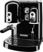 KitchenAid Pro Line Manual Espresso Maker, Independent Dual Boilers, Adj Froth Arm
