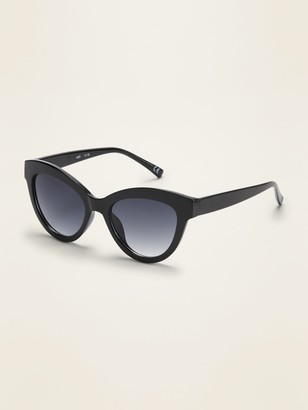 Old Navy Thick-Frame Cat-Eye Sunglasses for Women