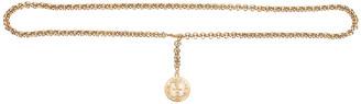 Alexandre Vauthier Chain Belt in Gold | FWRD