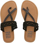 Billabong Women's Sandy Shorz Toe Ring Sandal