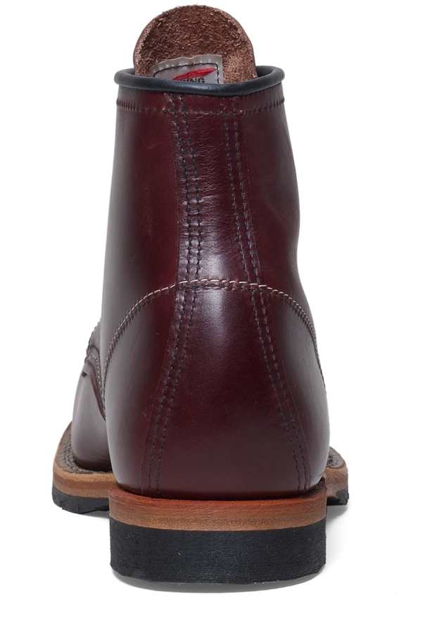 Red Wing Shoes 9010 Black Cherry Featherstone