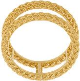 Astley Clarke Double Spiga Stilla ring
