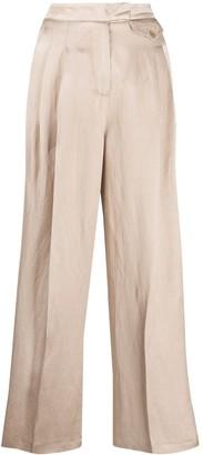Alysi Pleat-Waist Trousers