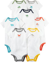 Carter's Boy 7-pk. Bodysuits - Baby