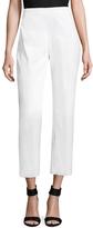 Carolina Herrera Women's Cotton Cropped Pant