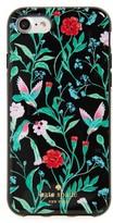 Kate Spade Jeweled Jardin Iphone 7 & 7 Plus Case - Black