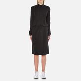 Samsoe & Samsoe Women's Arv T Neck Dress Black
