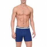 Nautica Cotton Stretch Boxer Brief 3-Pack