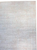 F.J. Kashanian Spring Hand-Knotted Wool Rug