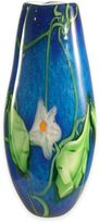 Dale Tiffany Dale TiffanyTM 16.5-Inch Flower Leaf Vase