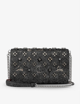 Christian Louboutin Paloma leather shoulder bag