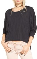 Mimichica Women's Mimi Chica Ribbed Top