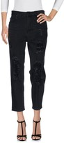 WÅVEN Denim pants - Item 42615713