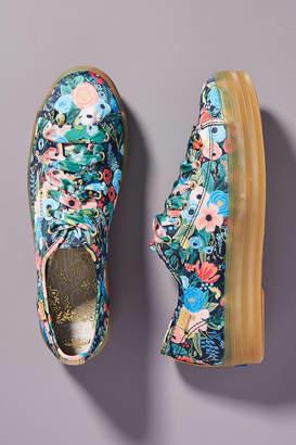 Keds x Rifle Paper Co. Garden Party Platform Sneakers