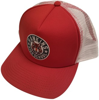 Nike Red Polyester Hats & pull on hats