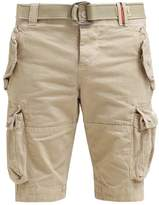 Superdry New Core Heavy Shorts Stone